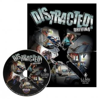DVD Program - Distracted Driving