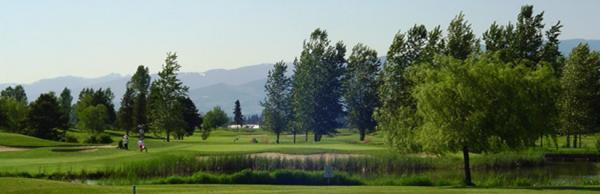 Meadow Gardens Golf Club, Pitt Meadows