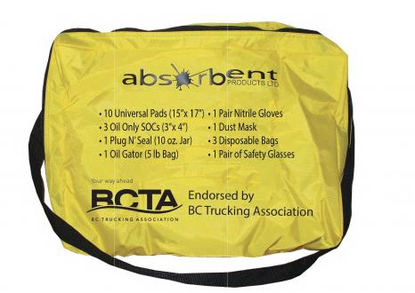 Oil & Fuel Vehicle Spill Kit