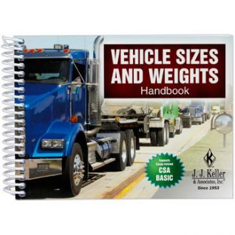 Vehicle Sizes & Weights Handbook