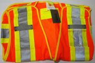 5-Point Tear Away Safety Vest